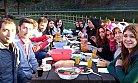 Üniversiteliler Ulukaya'da Stres Attı