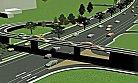 Yeni Kampüse Köprülü Kavşak İnşaatı Başladı