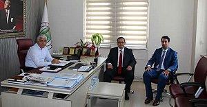 Bakka Yeni Genel Sekreterinden Dursun'a Ziyaret
