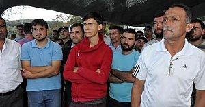Amasra'da madenciler 17 gün sonra iş başı yaptı