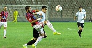 B.B. Erzurumspor 1-1 Zonguldak Kömürspor