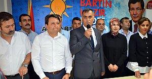 Ercan AYDIN Resmen Aday