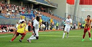 Kardemir Karabükspor 0-0 Yeni Malatyaspor