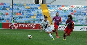 Kayseri Erciyesspor 0-3 Kardemir Karabükspor