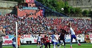 Zonguldak Kömürspor 2-3 Bursa Nilüferspor