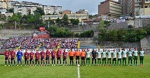 Zonguldak Kömürspor 5-1 Düzyurtspor