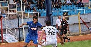 Bergama Belediyespor 4-4 Kastamonuspor 1966