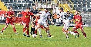 Çorum Belediyespor 0-1 Kastamonu 1966