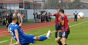 Düzcespor 0-4 BB Erzurumspor