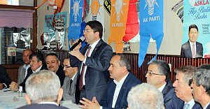 Güçlü Türkiye İçin Tek Başına İş Başına