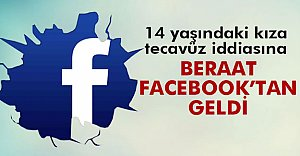 Kızın Yaşı Facebook'ta 18 Görününce Beraat Etti