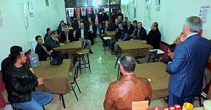 MHP'den Güvenlikçilere Kadro Sözü