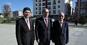 TOKİ Başkanı Emekliler İçin Bartın'da