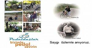 24 Kasım Öğretmenlere Saygı Bisiklet Turu