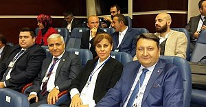 Ak Parti Heyeti Ankara'da