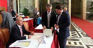Milletvekili Tunç Meclis'e Kaydını Yaptırdı