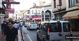 Bartın'da Araç Sayısı 45 Bin'e Dayandı