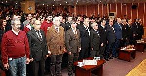 Bartın'da Mehmet Akif ERSOY Anıldı