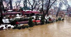Bartın Irmağı Yükseldi