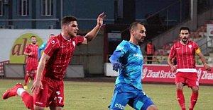 Boluspor 0-1 Bursaspor