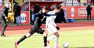 Dardanelspor 1-2 Kastamonuspor 1966