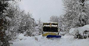İşte Karla Mücadelede Son Durum
