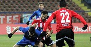 Kardemir Karabükspor 1-2 Sivas Belediyespor