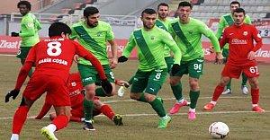 Kastamonuspor 1966 1-2 Akhisar Belediyespor