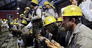 Madende Ölen 8 İşçi Dualarla Anıldı