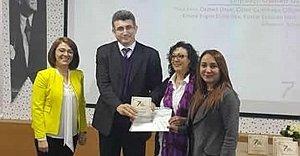 Öğretim Üyesine Analiz ve Planlama Ödülü