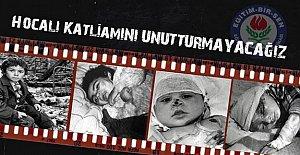 Akça: Hocalı'daki Katliam Bir Soykırımdır
