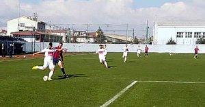 Düzcespor 1-1 Kızılcabölükspor