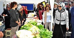 Bartın'da Kadın El Emeği Fuarı Açıldı