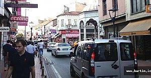 Bartın'da Ocak Ayında 159 Araç Trafiğe Çıktı
