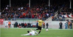 Kastamonuspor 1966 2-0 Bayburt Grup Özel İdare