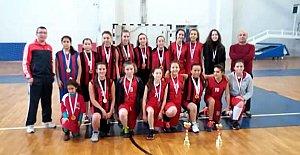 Küçük Kızlar Basketbol Bölge Şampiyonası Başlıyor