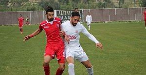 Manavgatspor 4-1 Kastamonuspor 1966