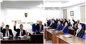 Meclis 11 Gündem Maddesiyle Toplandı