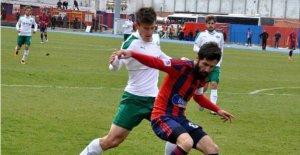Zonguldak Kömürspor - Yeşil Bursa: 0-2