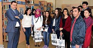 Bartın Üniversitesi'nin Komşudan Misafirleri Var