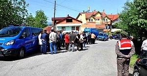 Bartın'da cinayet:1 ölü