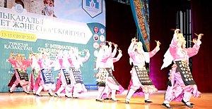 Kazakistan'da Bartın Üniversitesi Rüzgarı