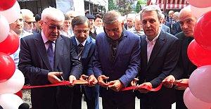 Bartın'da Hayır Çarşısı Kermesi Açıldı