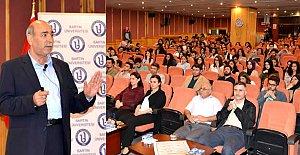 Bartın Üniversitesi'nde Olasılık Konferansı