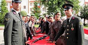 Engelli Gençler Askerlik Gururunu Yaşadı