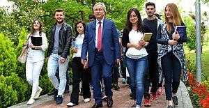 Bartın Üniversitesi Yine Zirvede