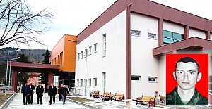 Uluslu Şehidin Adı Devlet Hastanesi'nde Yaşayacak