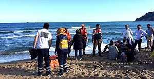 Ağabeyini kurtaran gencin cesedi sahile vurdu