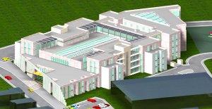 Bartın Adalet Sarayı 16 Ağustos'ta İhaleye Çıkıyor