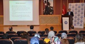 Eğitimcilerin Eğitimi Konferansı Yapıldı